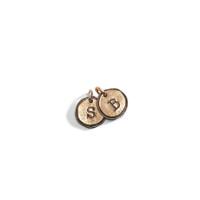 Petite Doubloon Theo Initial Charm - A La Carte Charm