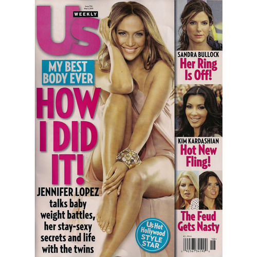 US Weekly - Jennifer Lopez