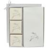 Eco-Luxury Courtesy Gift Set - Silver Deer