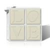 Eco-Luxury Mi-Luxe - Love Motif