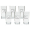 PERSONALIZED COOLER: SET OF 6 (Glass)-PERSONALIZED