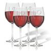 WINE STEMWARE - SET OF 4 (GLASS) : LOVE