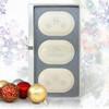 Eco-Luxury Trio - Christmas Snowflakes Personalized!