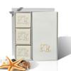 Eco-Luxury Courtesy Gift Set - Gold Pail and Shovel