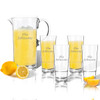 Entertaining Set: Tritan Pitcher and High Ball Glasses 16 oz (Set of 4) -PERSONALIZED