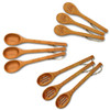 Cherry Wooden Spoon Set - Mixed with Love (Set of 3)
