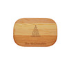 Personalized Joy-Love-Peace Tree Small Everyday Board