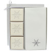 Eco-Luxury Courtesy Gift Set - Silver Snowflake