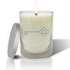 Soy Glass Candle - Antique Key