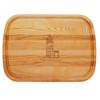 """EVERYDAY BOARD: 21"""" x 15"""" LARGE PERSONALIZED LIGHTHOUSE"""