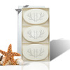 Signature Spa Trio - Aqua Mineral: Antler with Single Initial