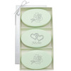 Signature Spa Trio - Green Tea & Bergamot: Roses for Mother's Day