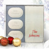 Eco-Luxury Gift Set - Personalized Merry Christmas! (3 Bars 1 Towel)