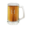 PERSONALIZED SPORTS MUG (GLASS) ( Standard Carving Options )