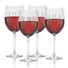 PERSONALIZED ANTLER MOTIF WINE STEMWARE - SET OF 4 (GLASS)