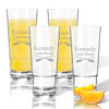 Tritan High Ball Glasses 16 oz (Set of 4) : Oars