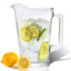 ICON PICKERPERSONALIZED PITCHER  (GLASS)(Initial/Monogram Prime Design)