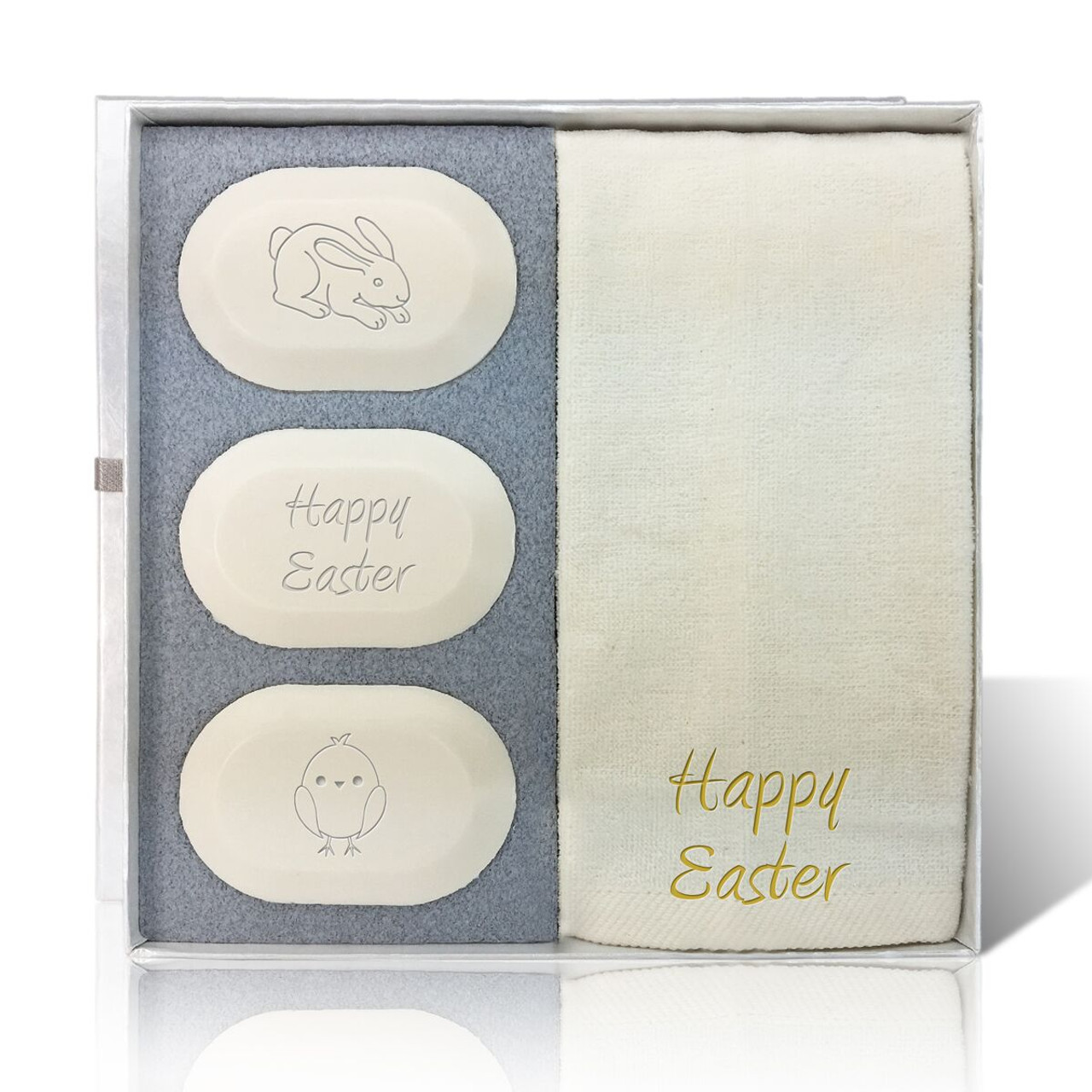 Eco luxury courtesy gift set easter eco luxury gift set easter negle Image collections