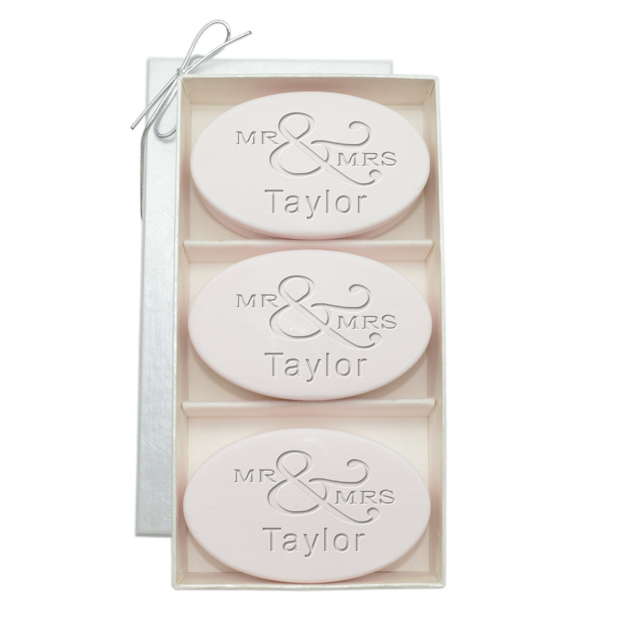 Signature spa trio satsuma personalized mr mrs for Mr and mrs spa