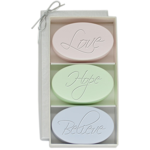 Signature Spa Trio - Love, Hope, Believe