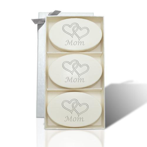 Signature Spa Trio - Aqua Mineral: Double Hearts for Mom