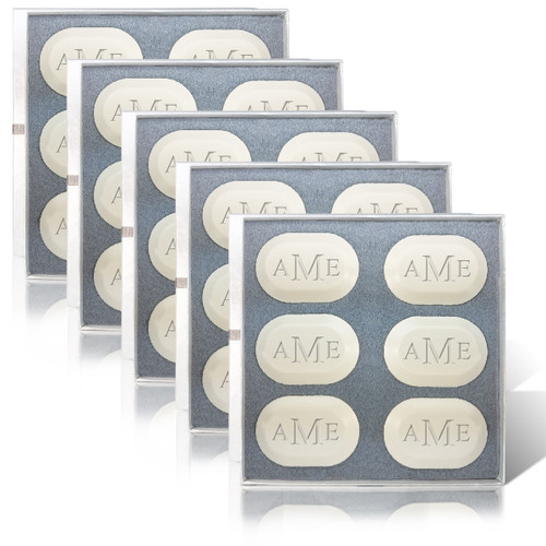 Year Supply of Eco-Luxury Inspire - Personalized Monogram (30 bars)