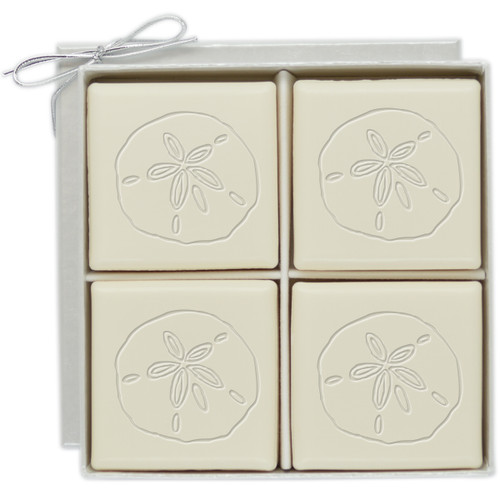 Eco-Luxury Mi-Luxe - Sand Dollar Motif