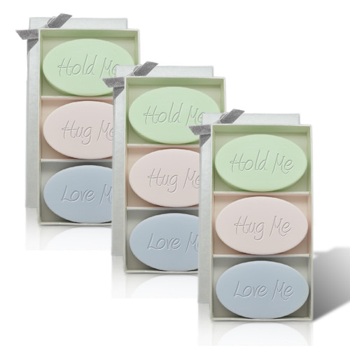 Signature Spa Trio - Hold Me, Hug Me, Love Me (Set of 3)