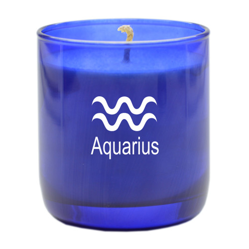 ASTROLOGY COBALT COLLECTION CANDLE