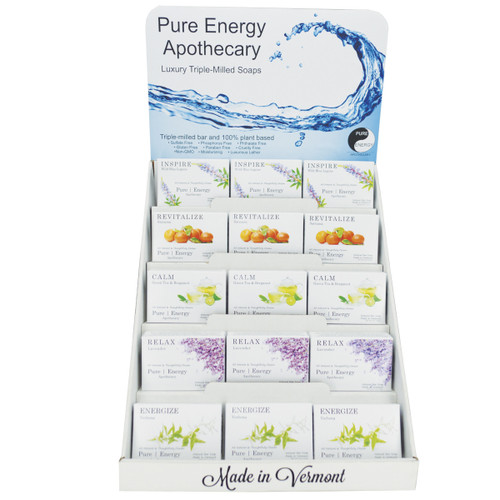 Pure|Energy Apothecary Soap (PEASPOP)