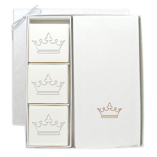 Signature Spa Courtesy Gift Set - Gold Crown