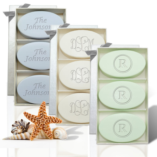 Signature Spa Trio - Personalized