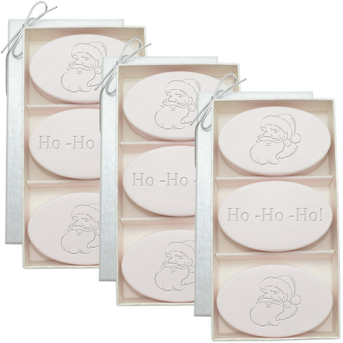 Signature Spa Trio - Satsuma: Santa Ho-Ho-Ho! (Set of 3)