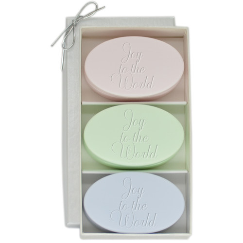 Signature Spa Trio - Satsuma, Green Tea & Blue Lupin: Joy to the World