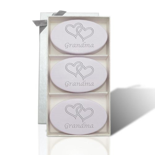 Signature Spa Trio - Lavender: Double Hearts for Grandma