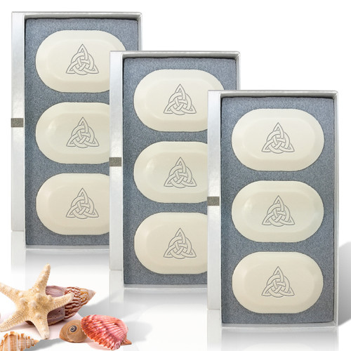 Eco-Luxury Trio - Celtic Knot (Set of 3)