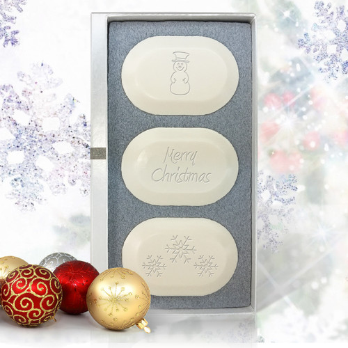 Eco-Luxury Trio - Christmas Mix