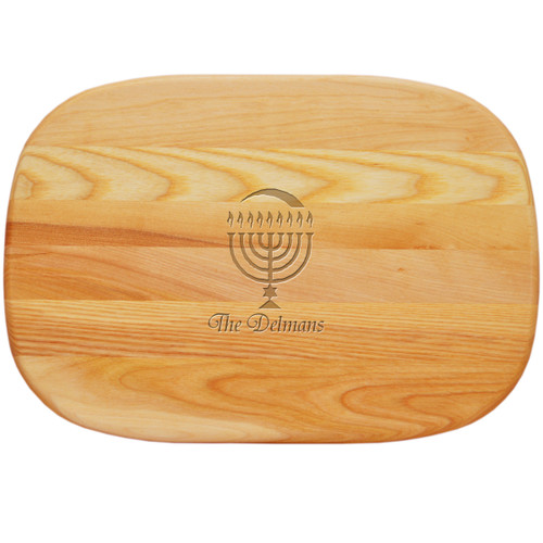EVERYDAY BOARD: MEDIUM PERSONALIZED MENORAH