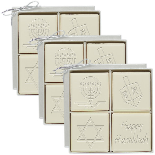 Eco-Luxury Mi-Luxe - Hanukkah Mix (Set of 3)