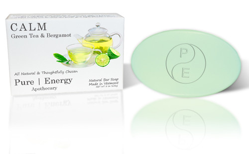 CALM with Green Tea & Bergamot