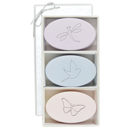 Signature Spa Trio - Lavendar, Satsuma & Blue Lupin: Spring Flight