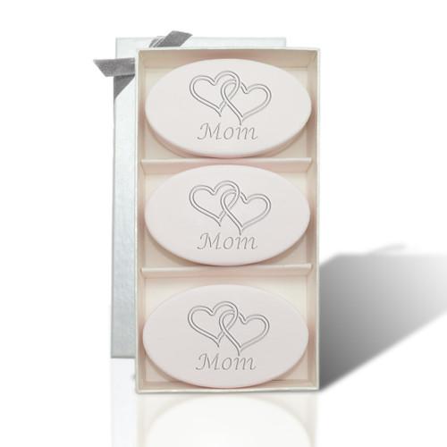 Signature Spa Trio - Satsuma: Double Hearts for Mom