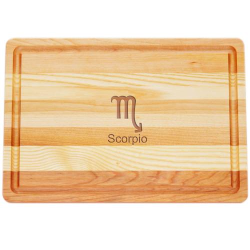 """Medium Master Cutting Boards 14.5"""" X 10"""" - Astrology"""
