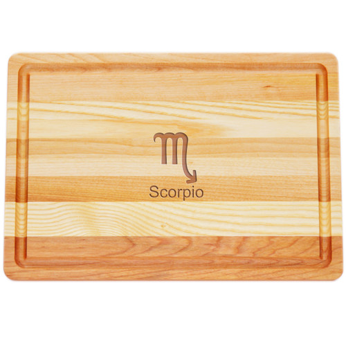 "Medium Master Cutting Boards 14.5"" X 10"" - Astrology"