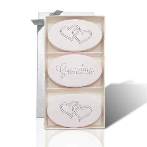 Signature Spa Trio - Satsuma: Grandma Double Heart