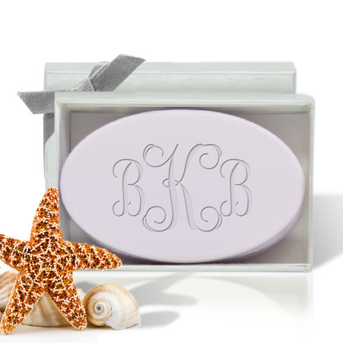 Signature Spa Single Bar - Lavender: Personalized