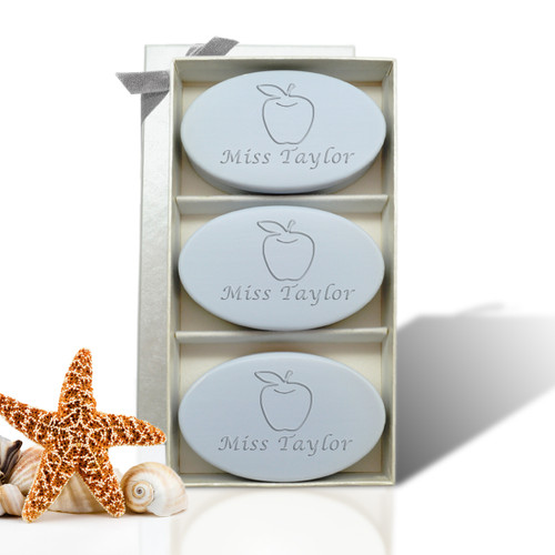Signature Spa Trio - Wild Blue Lupin: Apple for Teacher