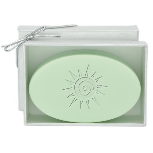 Signature Spa Single Bar - Green Tea & Bergamot: Dawn's Sun