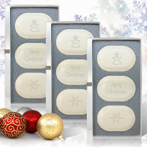 Eco-Luxury Trio - Christmas Mix (Set of 3)
