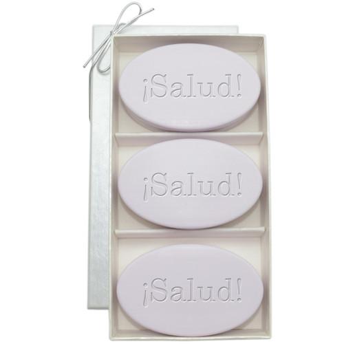 Signature Spa Trio - Lavender: Salud!